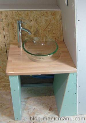 Blog de magicmanu :Aménagement de notre maison, Meuble sous vasque et WC