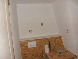 Blog de magicmanu : Aménagement de notre maison, Sous couche salle de bain