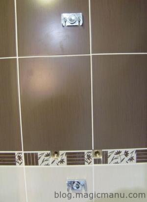 Blog de magicmanu : Aménagement de notre maison, Colonne de douche Hydromassante