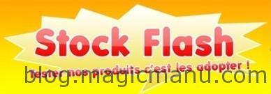 Portail coulissant : choix du portail : Stock Flash