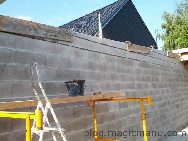 Garage La Toiture En Bac Acier Isole Magicmanu