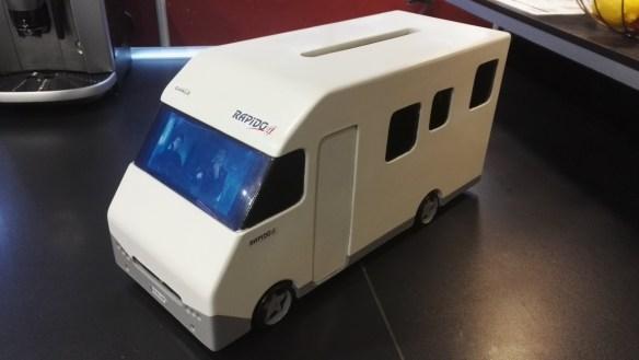 Urne Camping-Car 6