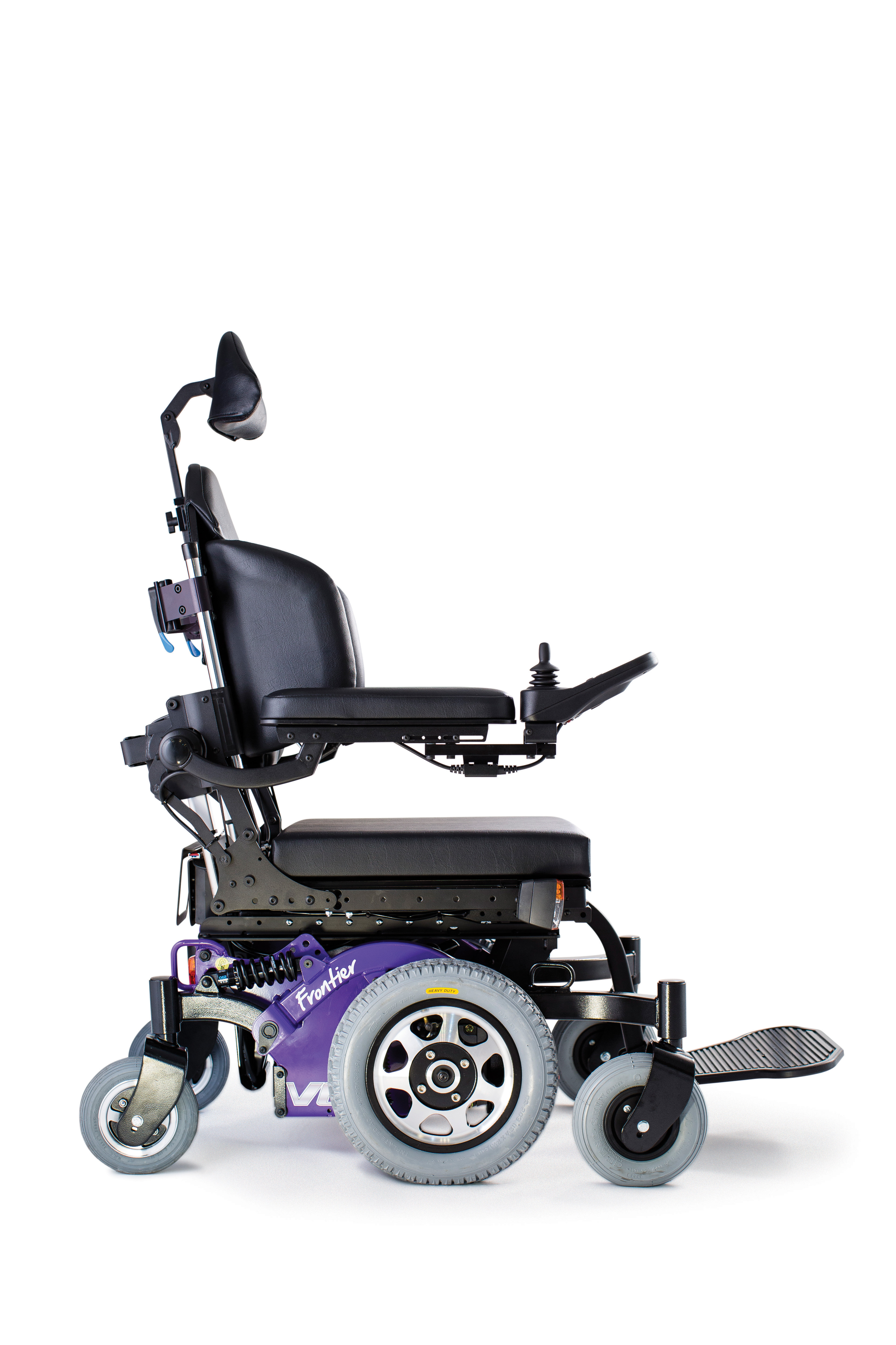 wheelchair drive green velvet swivel chair frontier v6 – compact 40 electric - magic mobility