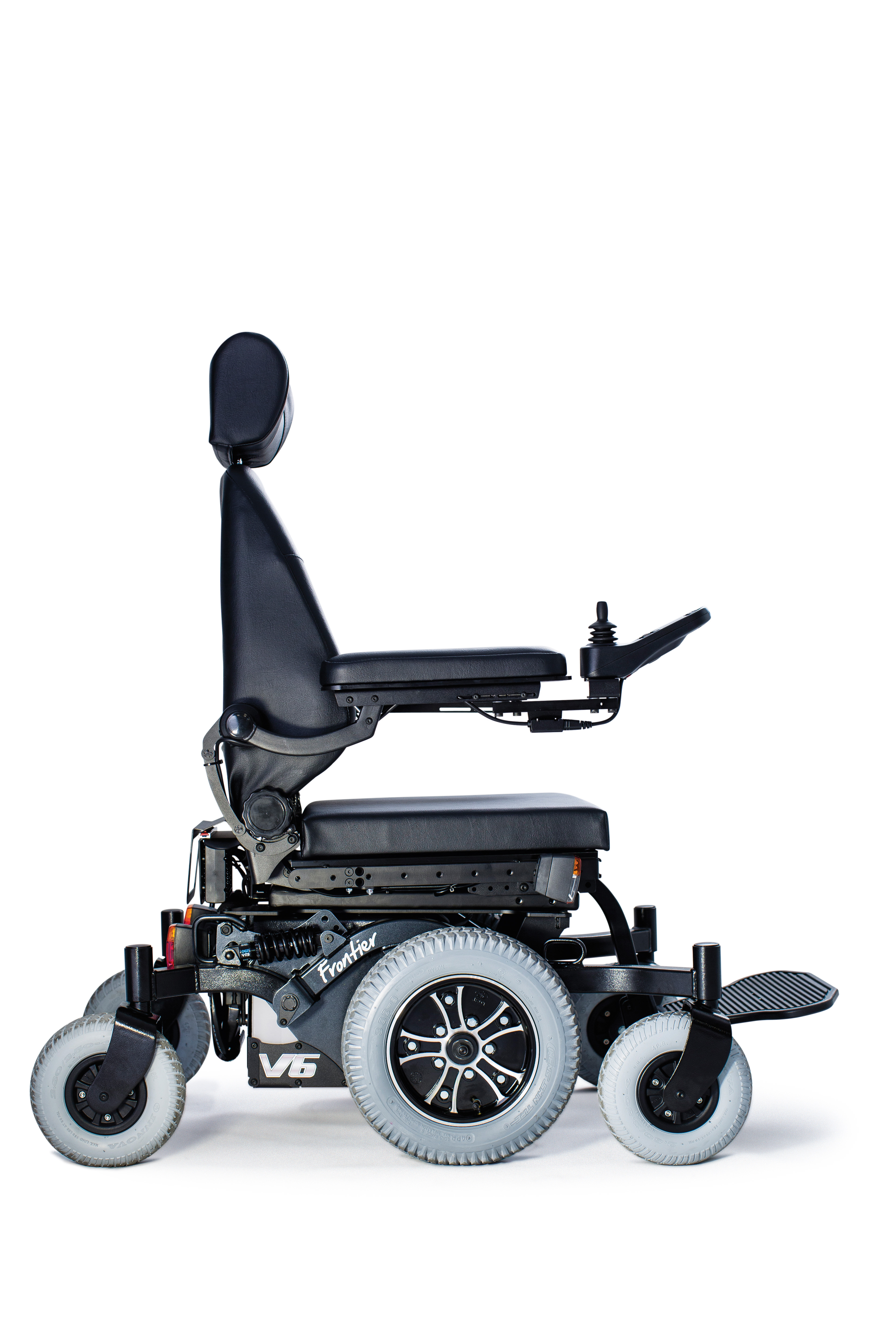 Frontier V6  Hybrid Electric Wheelchair  Magic Mobility