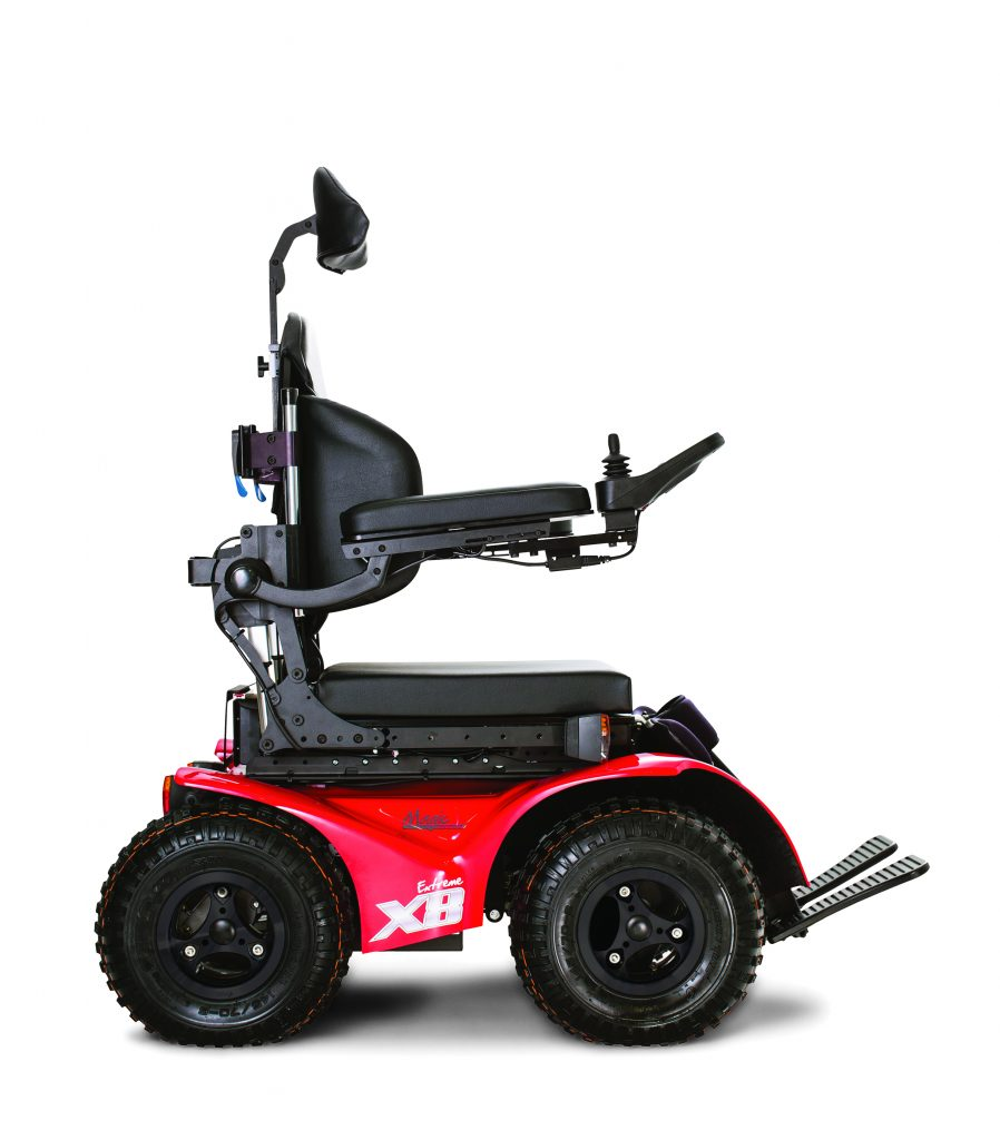 electric chair for stairs in india small recliner extreme x8 4x4 wheelchair magic mobility wheelchairs