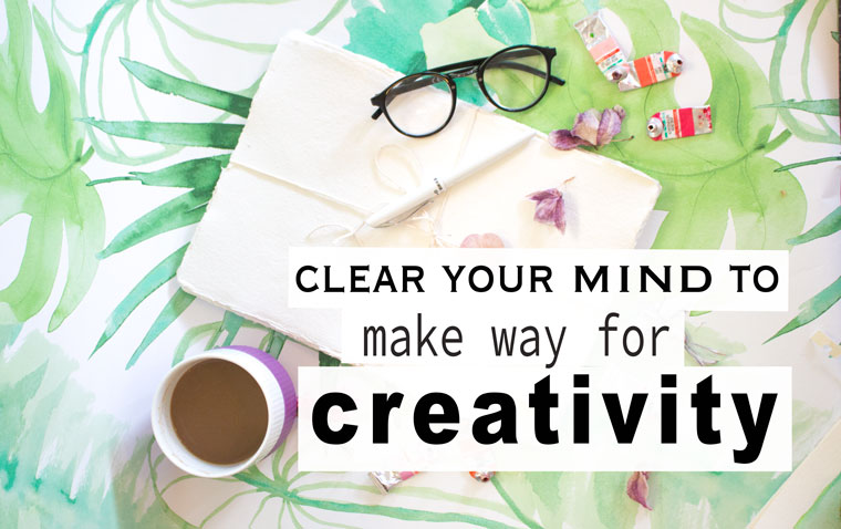 dump will clear your mind, capture your thoughts and ideas, make room for creativity and help you relax.