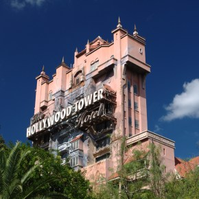 Friday the 13th Photo Tour of Tower of Terror
