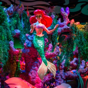 Refurbished Under the Sea – Little Mermaid Looks Great