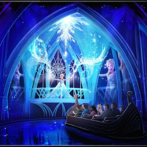 A First Look at 'Frozen Ever After' at Epcot