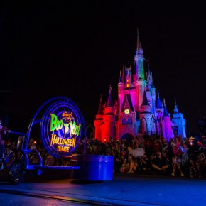 New Times for 'Boo to You' parade and Hallowishes