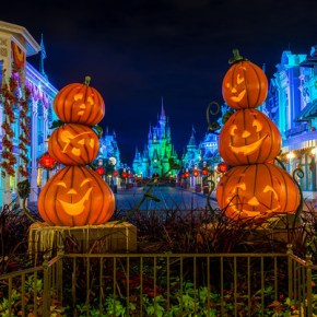 UPDATED Mickey's Not So Scary Halloween Party dates unveiled for 2016