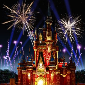 "Fireworks Testing at Magic Kingdom Shows 'Happily Ever After"" Could be BIG"