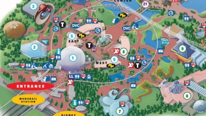 Major Epcot Changes – Magic on a Dollar