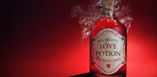 Herbal Love Potion