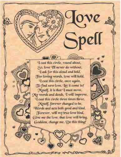 Secrets on How To Make A free love spells that work overnight