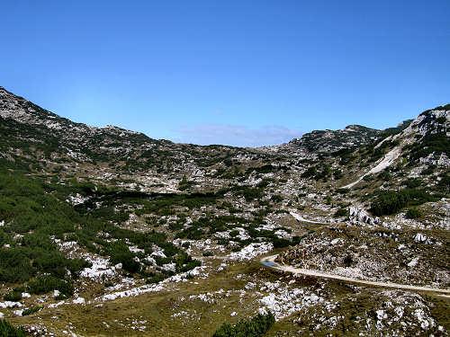Altopiano Asiago Cima XII Val Galmarara Bivio Italia Malga Galmarara Galmararetta