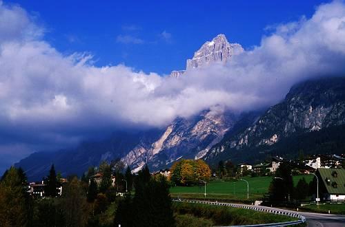 Cadore Val Boite medio Bacino del Boite Alto Cadore Oltrechiusa Belluno Dolomiti Pelmo