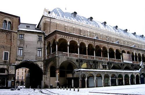 Padova  Palazzo della Ragione piazza delle Erbe piazza