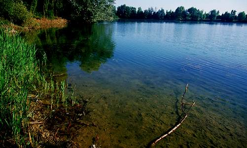 Rubano  Laghetto e Parco Etnografico di Bosco di Rubano