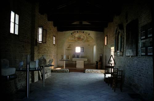 Villa del Conte  Oratorio di San Massimo a Villa del