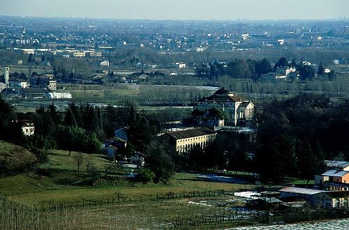 villa Almerico Capra detta La Rotonda a Vicenza di Andrea