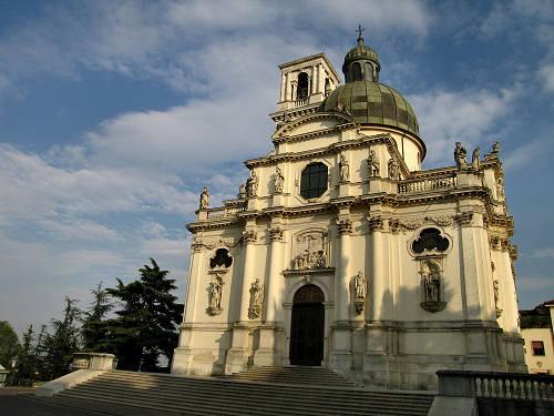 Santuario Madonna di Monte Berico a Vicenza Basilica Mariana di Monte Berico Madonna della