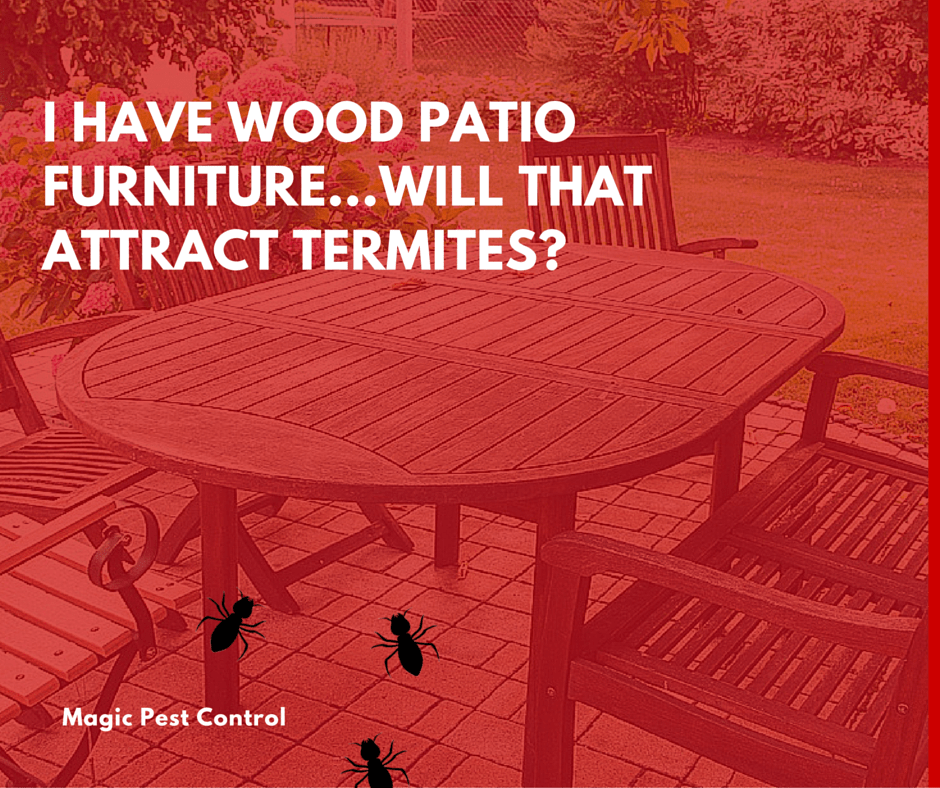 protecting your wood patio furniture