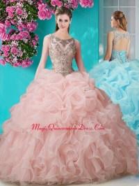 Peach Color Dress For 15 | Weddings Dresses