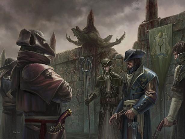 Total War Shogun 2 Fall Of The Samurai Wallpaper Dark Ascension Art Mtg Visual Spoiler