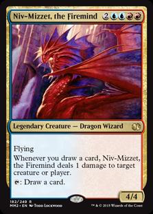 Lightning Returns Wallpaper Hd Niv Mizzet The Firemind From Modern Masters 2015 Spoiler
