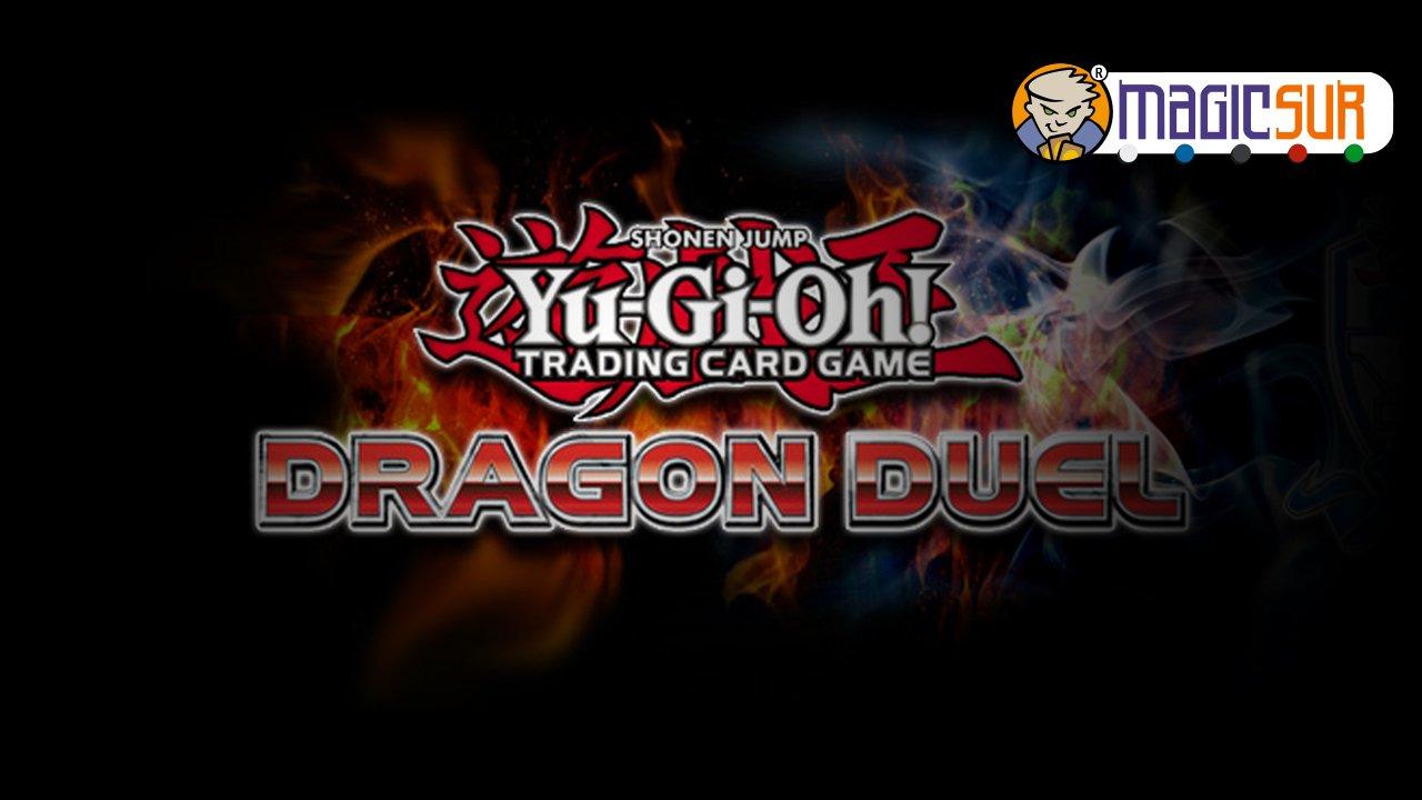 Dragon Duel de Yu-Gi-OH! tiene un nuevo limite de edad