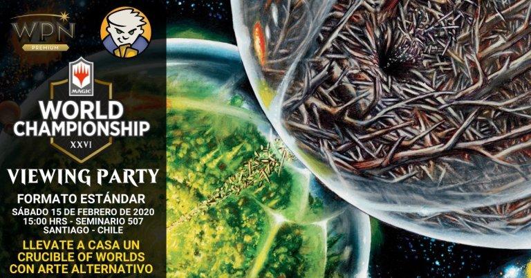 MTG World Championship Viewing Party