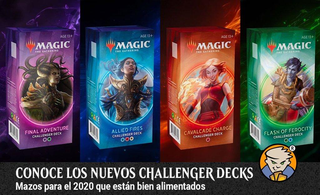 banner challenger deck 2020