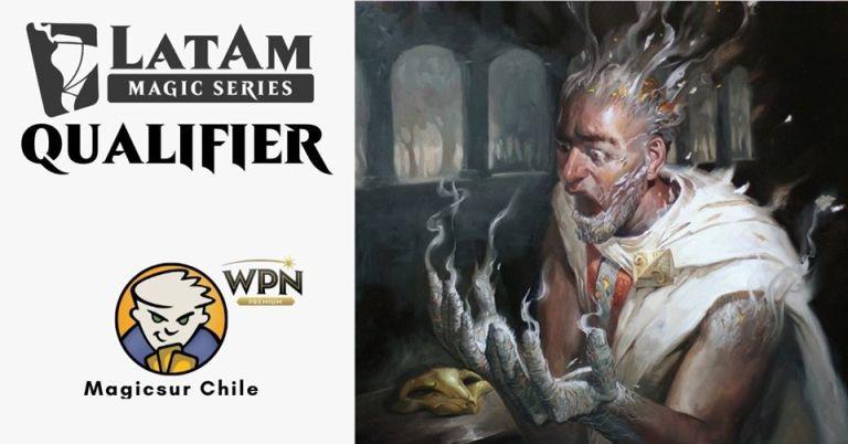 Modern LatAm Magic Series Qualifier en Magicsur Chile