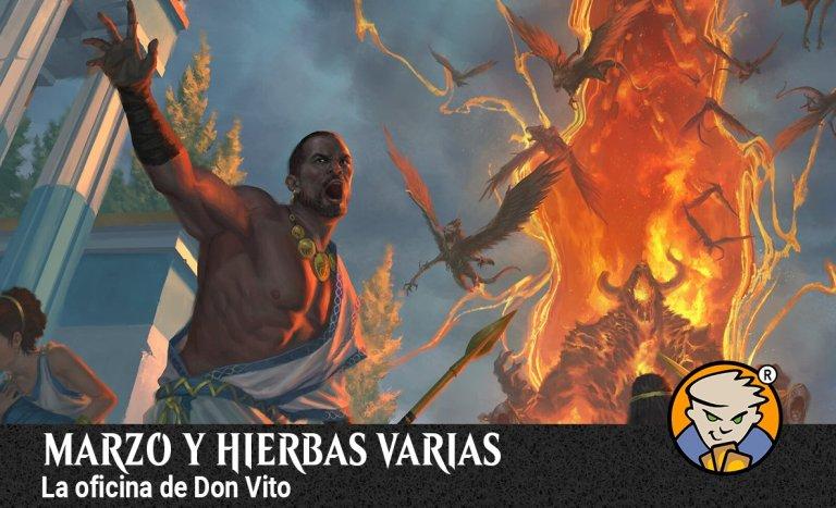 banner Marzo y Hierbas Varias de dond vito