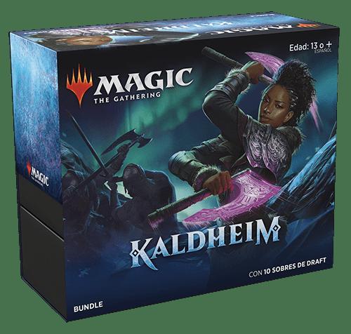 Productos de Kaldheim - Bundle en Magicsur Chile