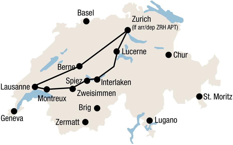 goldenpass-tour-route
