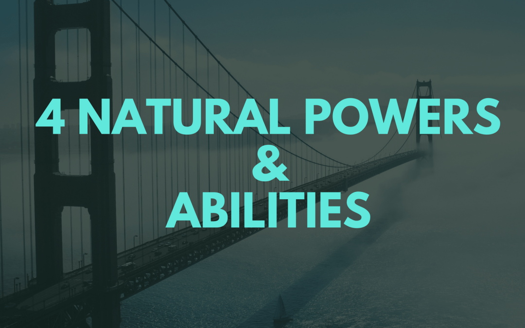 4 Natural Powers & Abilities – Hindi