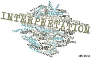 interpritation