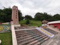 Chinese hill monument Melaka