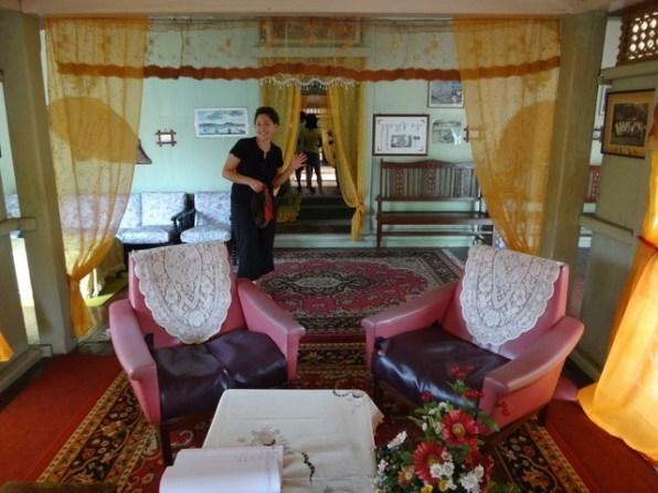 traditional Malaysian house Melaka