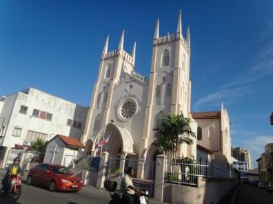 another church Melaka