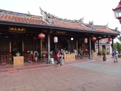 chinese temple near Jonkers st Melaka