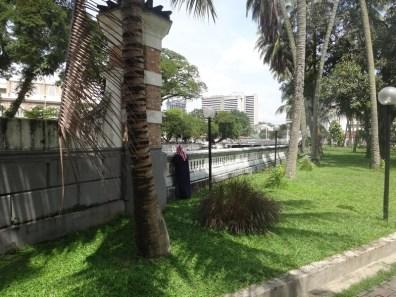 exploring around Mesjid Jamek Kuala Lumpur