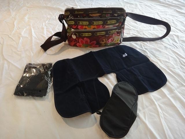 Tanya's Bag and Comfort Stuff