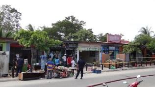 The fire at Pantai Cenang, Langkawi - the aftermath