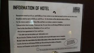 Utopia Resort - Information
