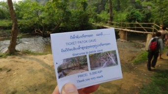 Nong Khiaw - Patok Caves Tickets