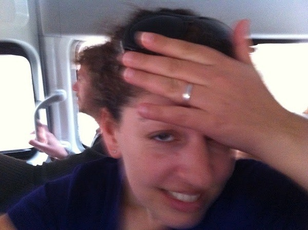 On The Bus - Tanya's Had Enough Now