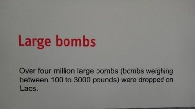 Phonsavan - MAG - Large Bombs